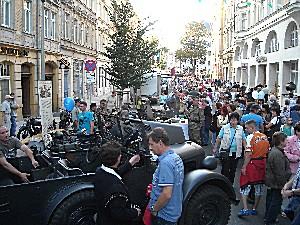 Tag der Sachsen Freiberg 2012
